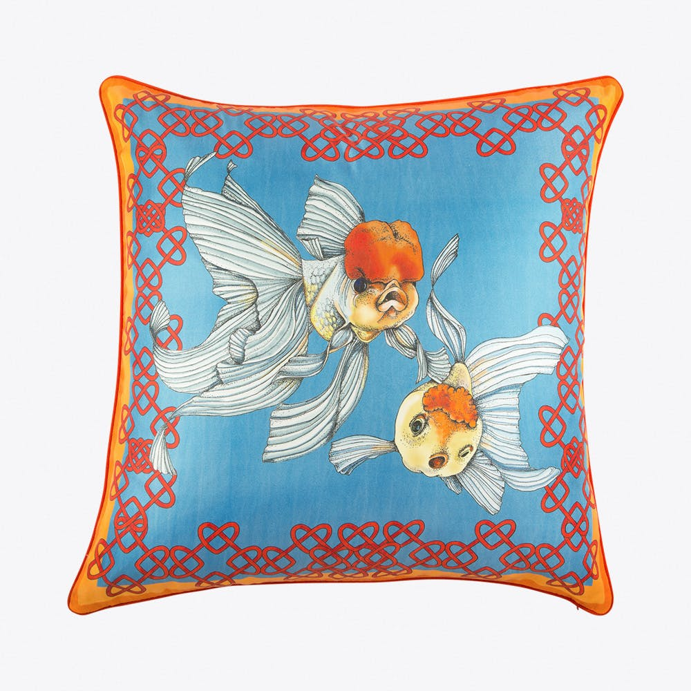 Joy And Luck Cushion
