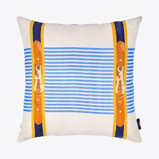 Hampton Bleu Cushion