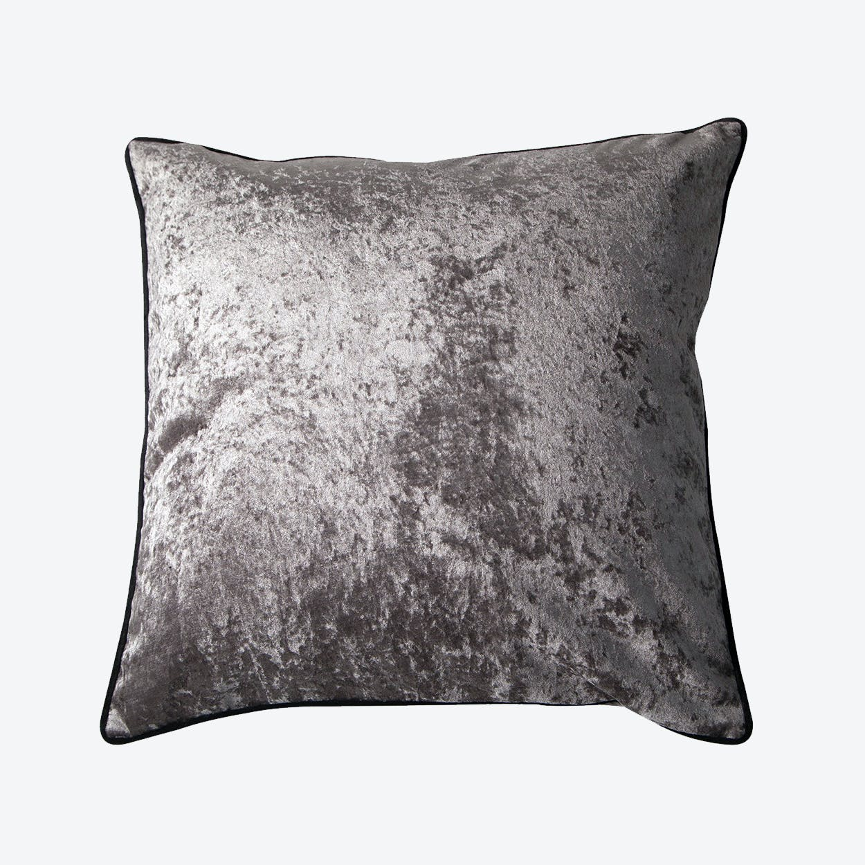 Grey Velvet Cushion