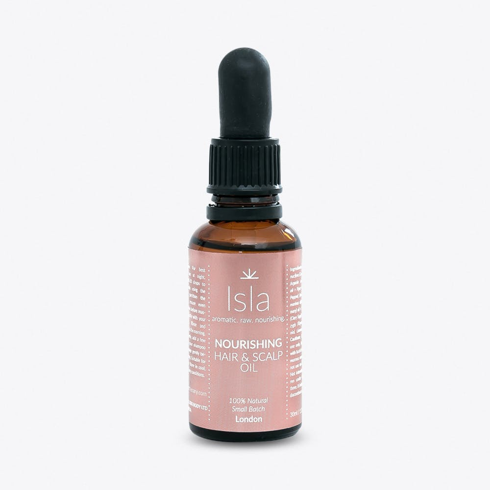 Nourishing Hair + Scalp Oil