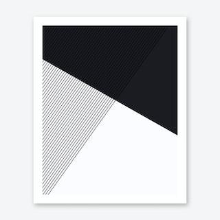 Geometric Minimalist Art Print