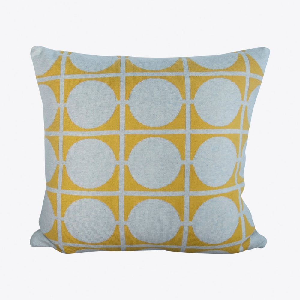 Don Yellow Cushion Cover