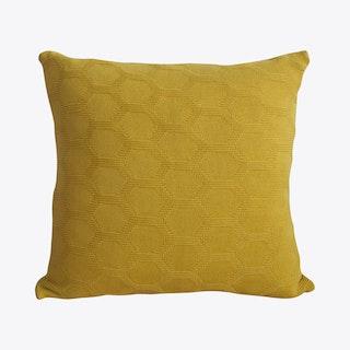 Herdis Yellow Cushion