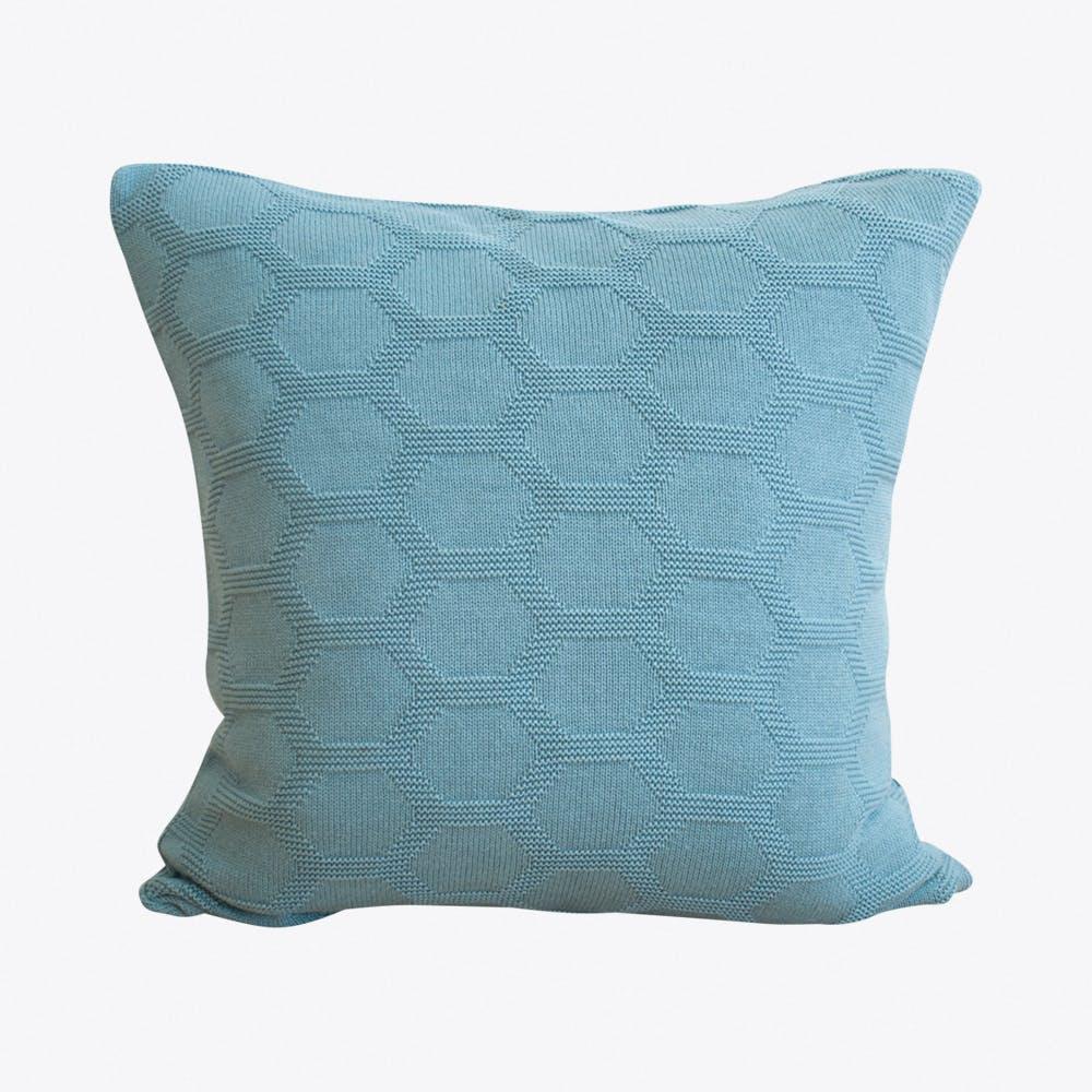 Herdis Seablue Cushion Cover