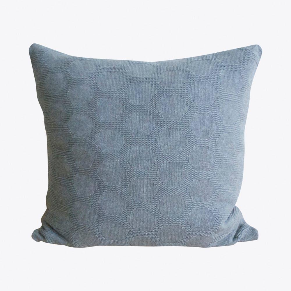Herdis Grey Cushion Cover