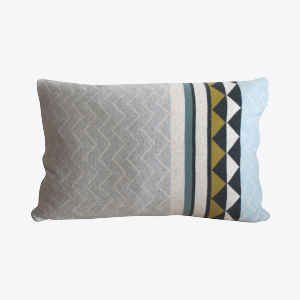 Vilma Light Blue Cushion Cover