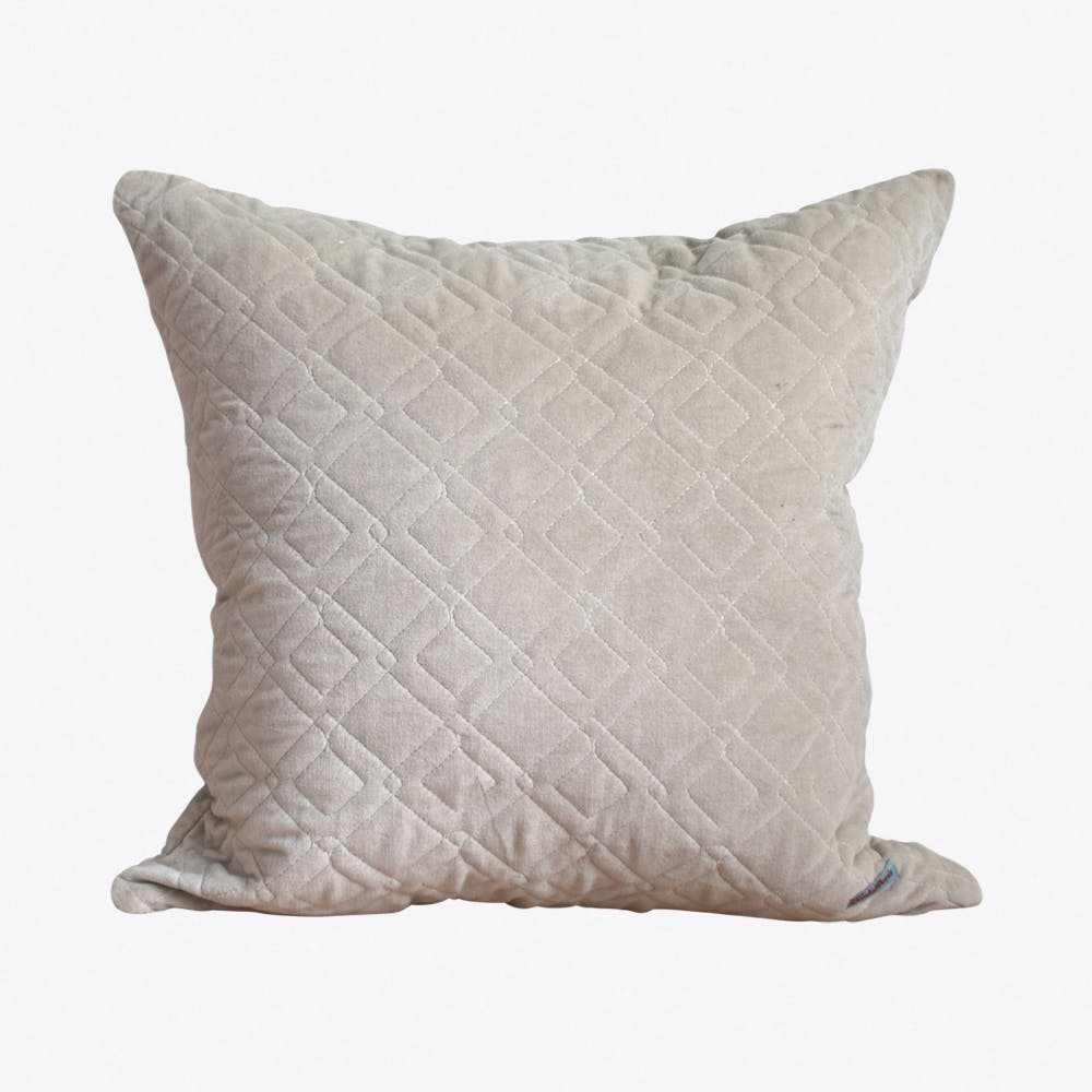 Alma Cream Cushion Cover