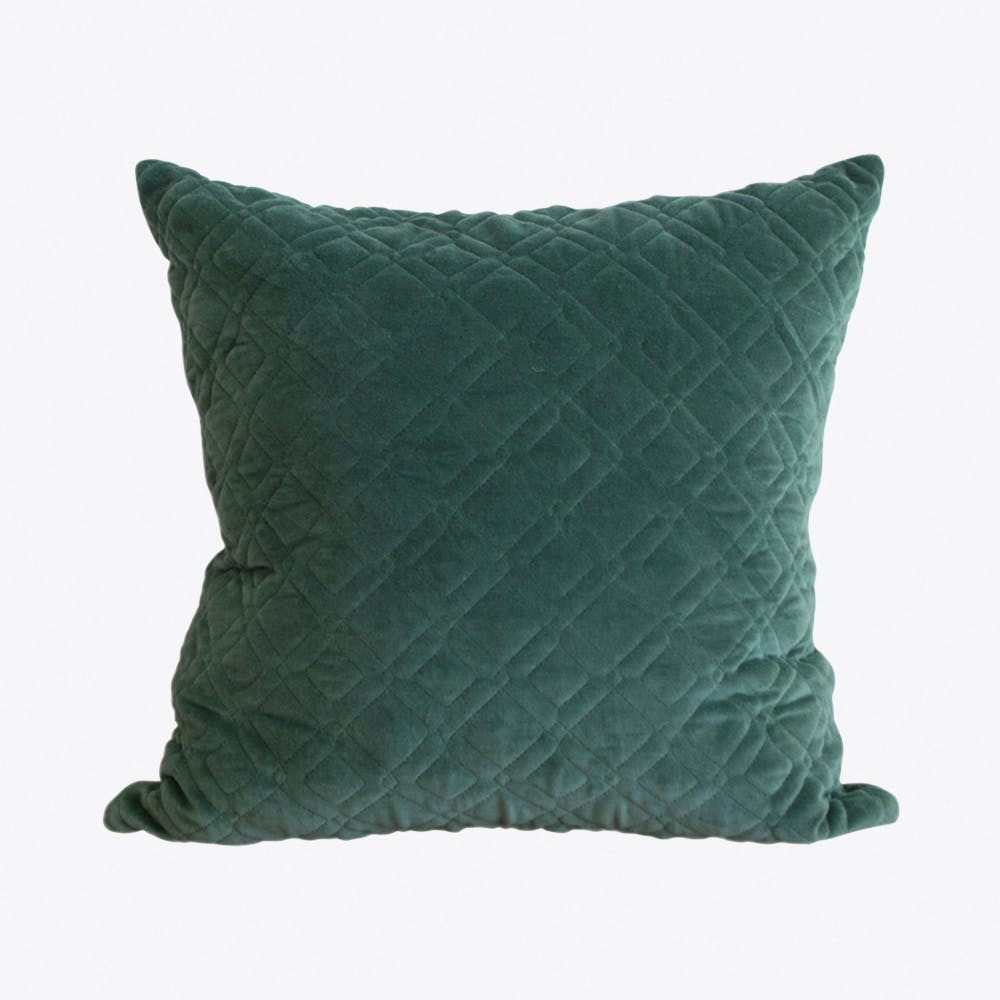 Alma Forest Green Cushion Cover