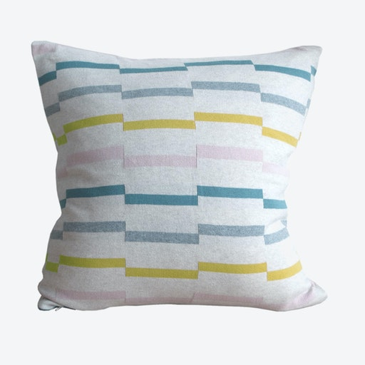 Lina Cushion Cover in Multi Color