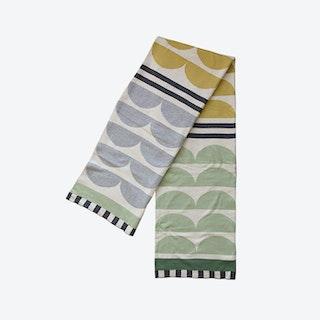 Kamelia Blanket - Green