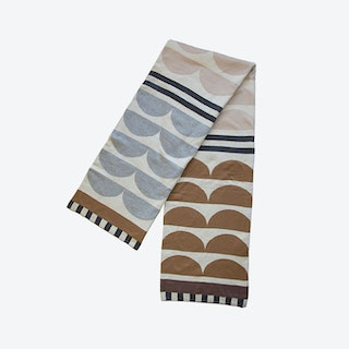 Kamelia Blanket - Brown