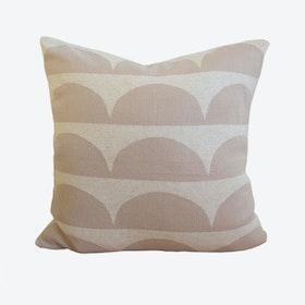 Kamelia Cushion Cover - Brown