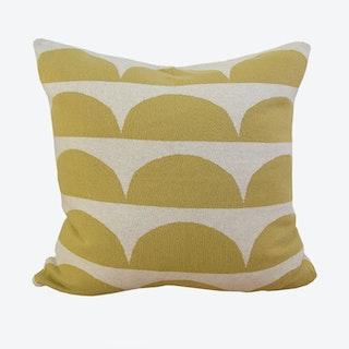 Kamelia Cushion Cover - Olive