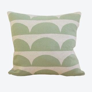 Kamelia Cushion Cover - Green