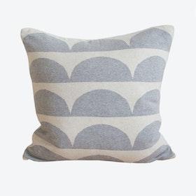 Kamelia Cushion Cover - Grey