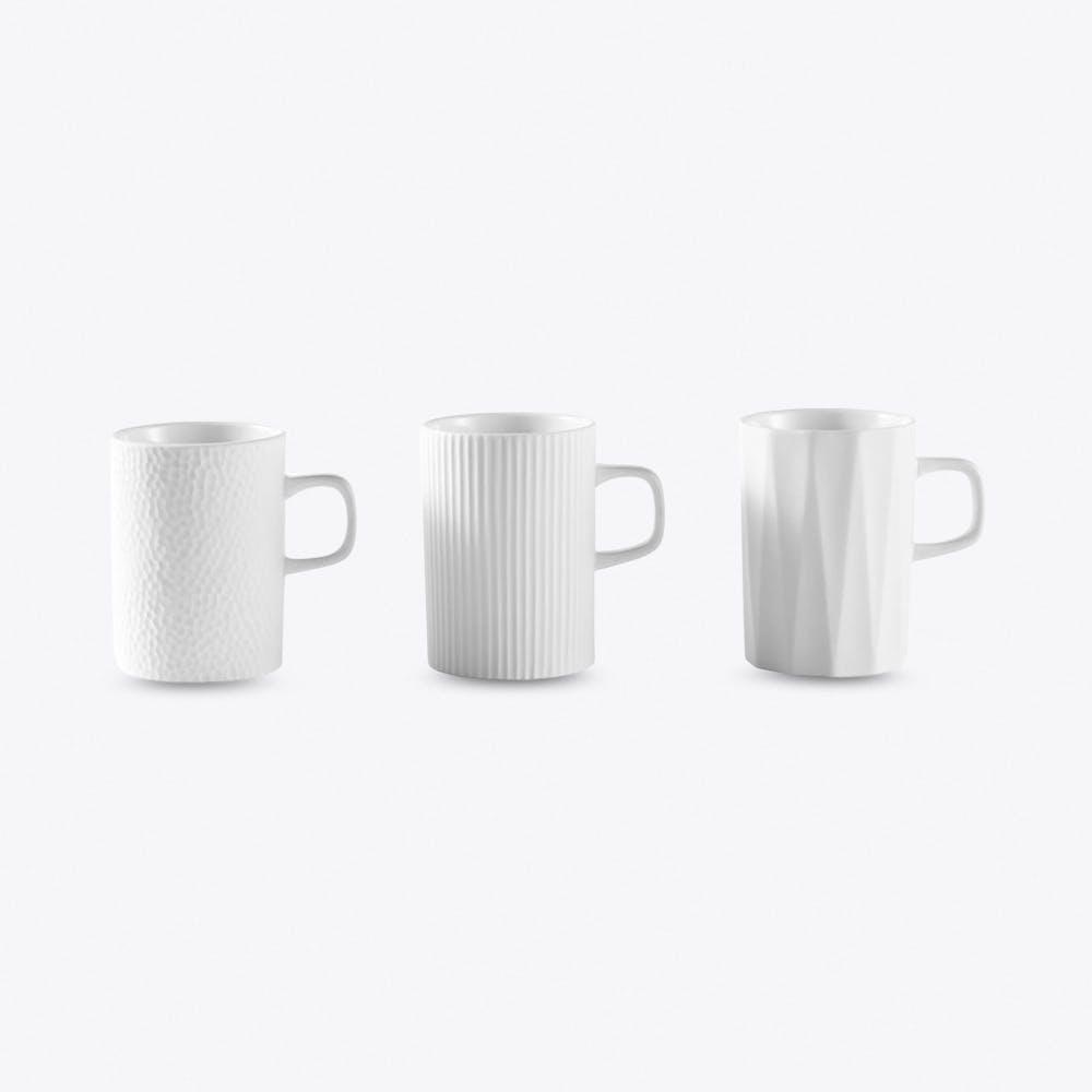 Classic Coffee Mug Set