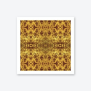 HoneyComb Art Print