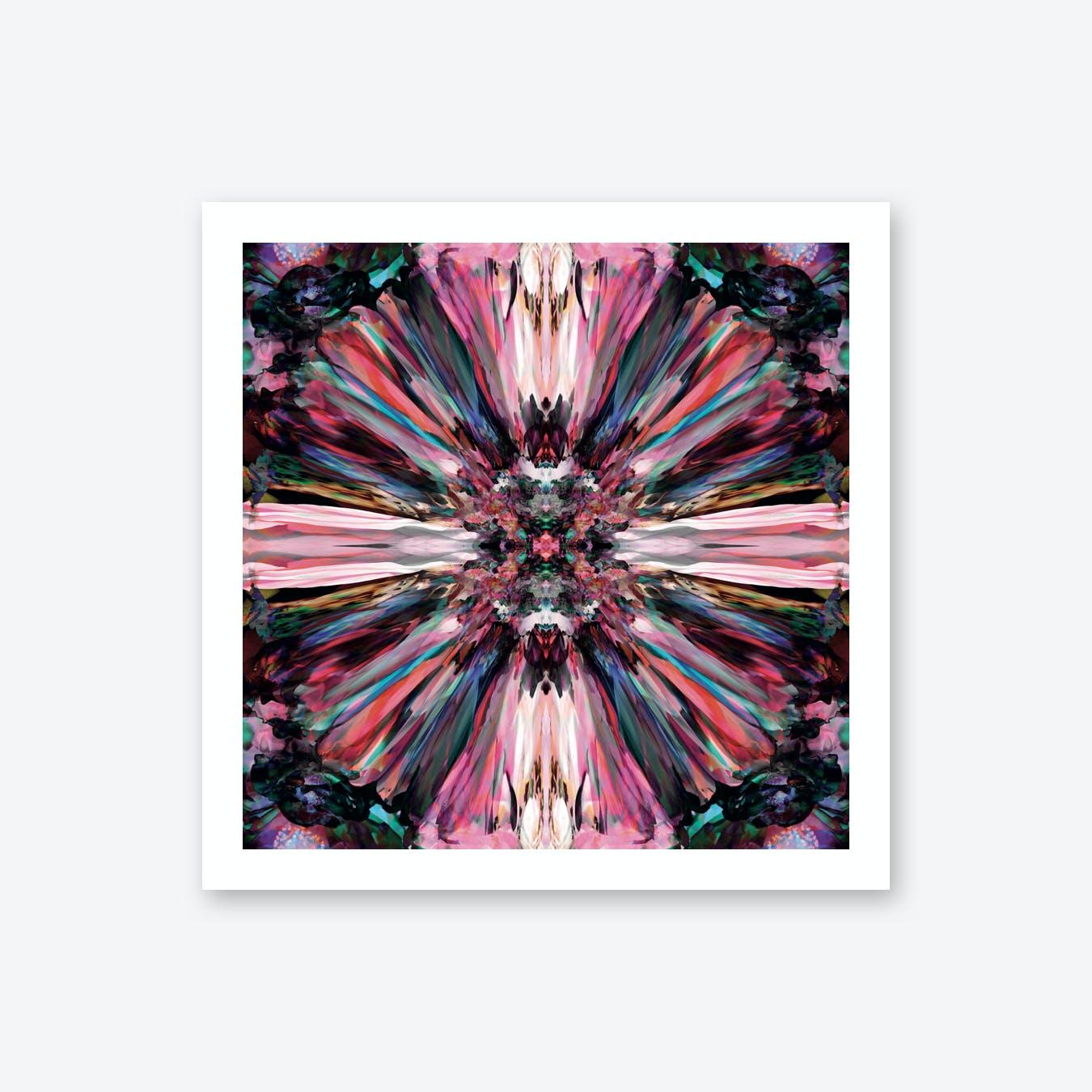 FlowerBurst Print