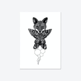 The Fox Fine Art Print