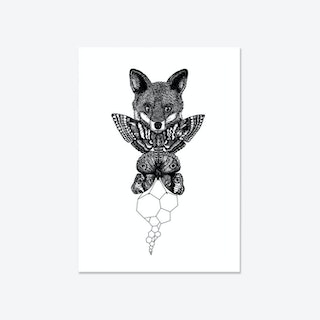 The Fox Fine Art Print
