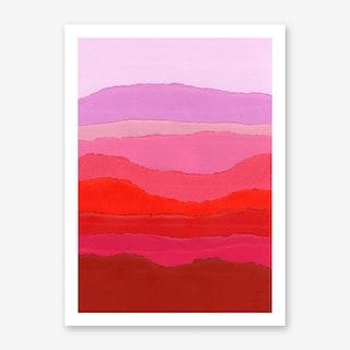 Colores II Art Print