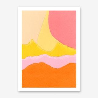 Colores IV Art Print