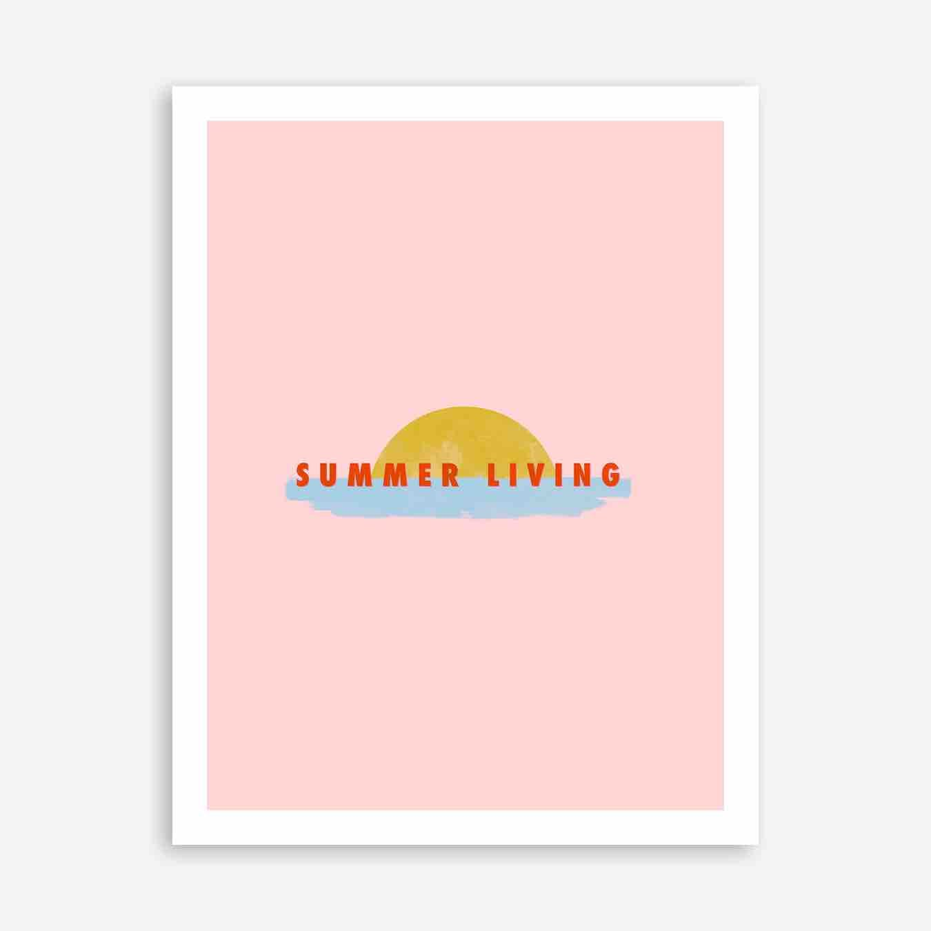 Galaxy Eyes Print Summerliving