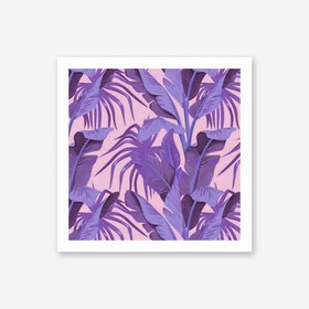 Galaxy Eyes Art Print Tropical17 Starling