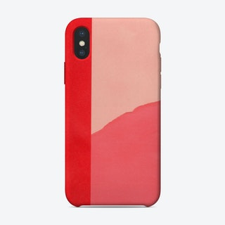 Colores III Red