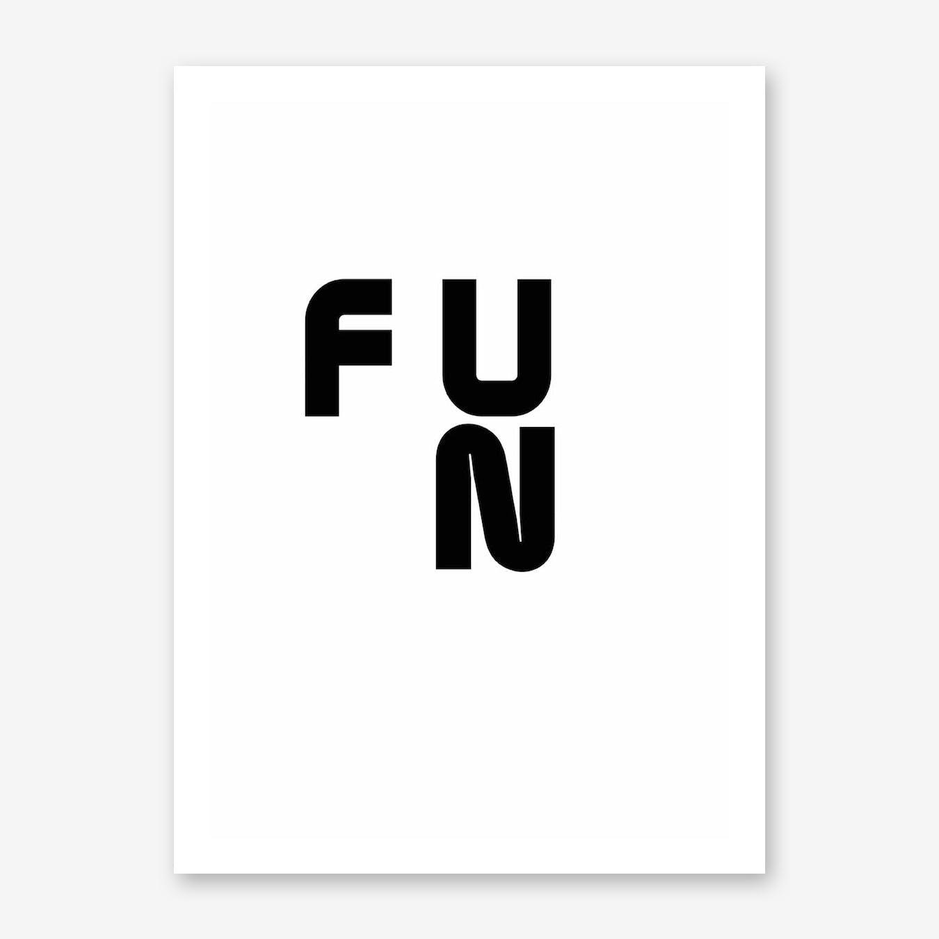 Fun Art Print