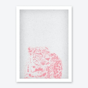 Leopard II Art Print