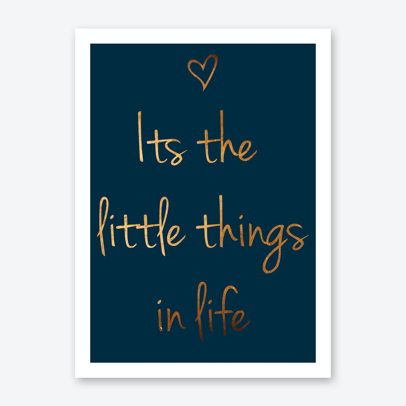 Littlethings III Art Print