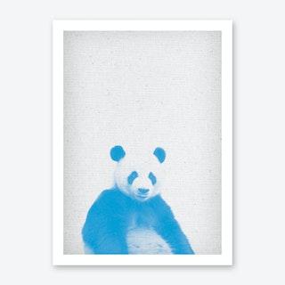 Frolein Panda I Art Print