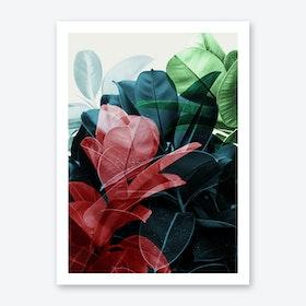 Exposure III Art Print