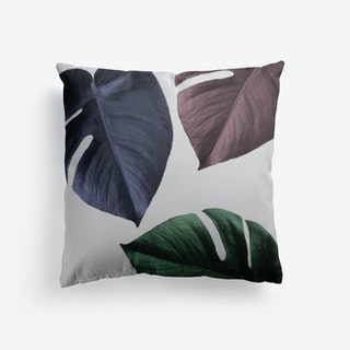 Monstera 2 Cushion