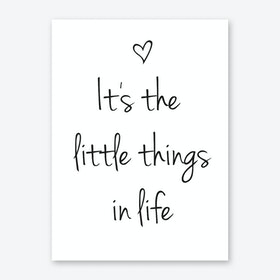 Little Things I