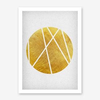 Circle III copy Art Print
