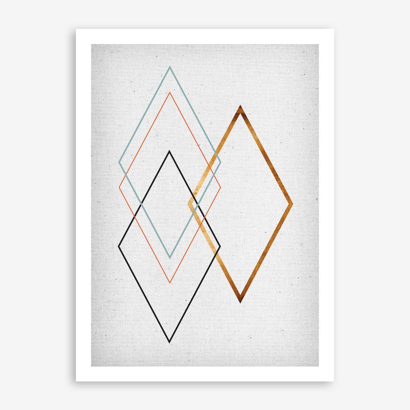 Diamond I Print