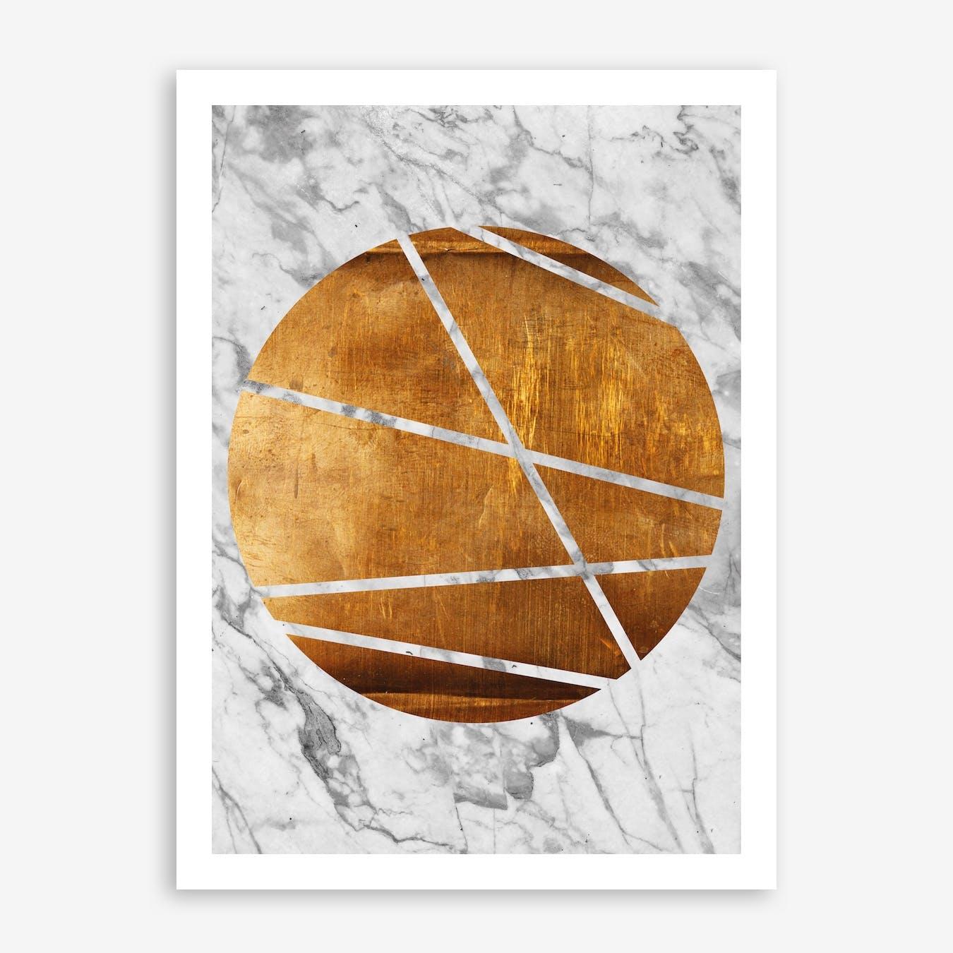 Circle IV Print