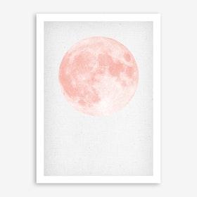 Moon II Art Print