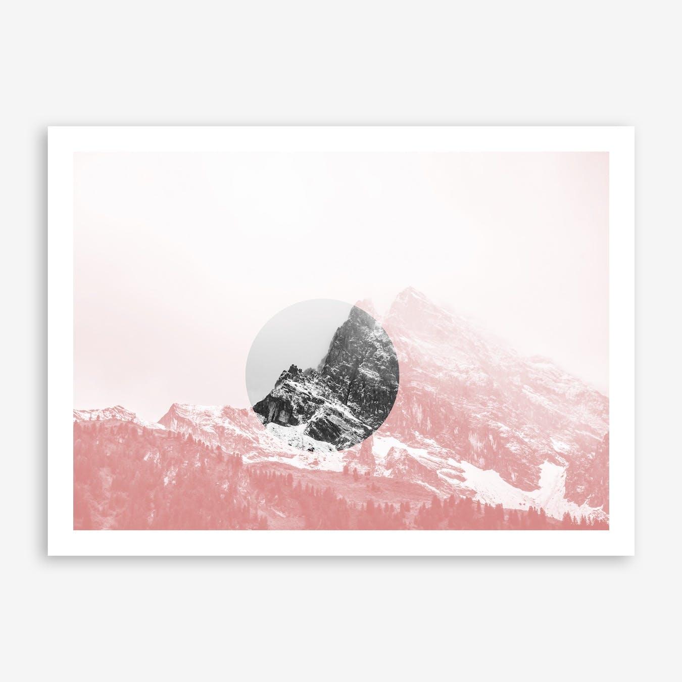 Mountain I Print