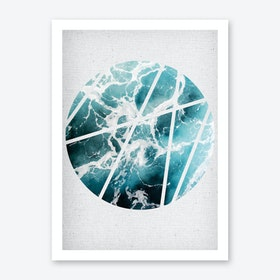 Foam II Art Print