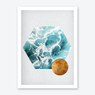 Foam III Art Print