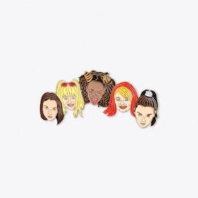 Spice Girls Pin