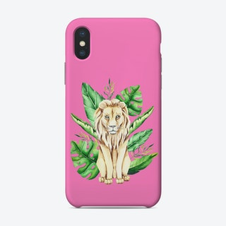 In the Jungle I Phone Case