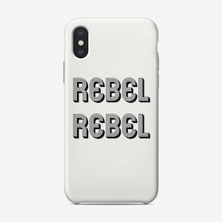 Rebel Rebel Phone Case