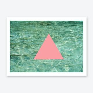 Cool Water IV Art Print