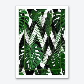 Jungle I Art Print