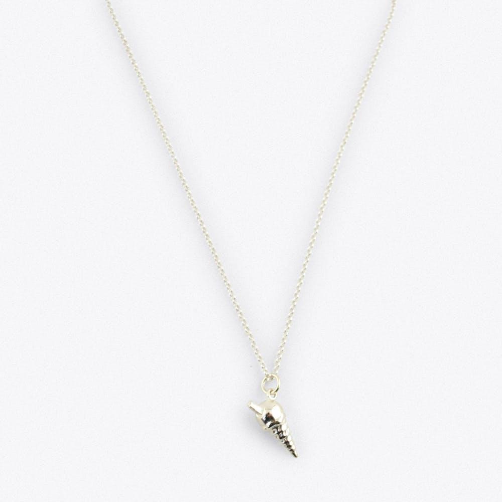 Silver Icecream Charm Necklace