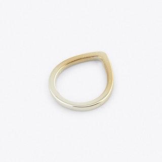SIlver Teardrop Ring